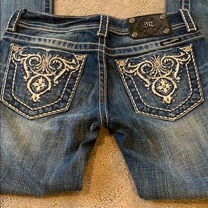 ❤️Women's Miss Me Jeans size 27 ❤️